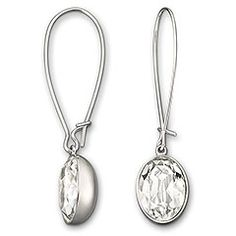 Jewelry - Pierced earrings - Puzzle Crystal Pierced Earrings