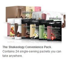 Try the new Strawberry Shakeology...it tastes like a strawberry milkshake. Love Neapolitan icecream? Why not try the triple Neapolitan combo pack. You can try chocolate, vanilla, and the new Strawberry! Shakeology gives me energy, helps me lose weight, and fights cravings. I'm an independent Beachbody coach. www.shakeology.com/iib4