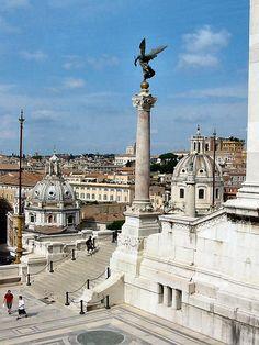 Vittorio Emanuele II Monument, Rome
