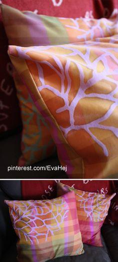 Autumn cushion covers