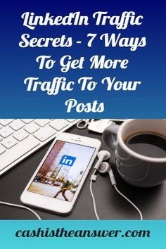 Getting traffic from LinkedIn can be one of the best sources. If you are wondering what is LinkedIn good for or how do I post on LinkedIn to generate more qualified leads and sales for my business then stick around because in this article we'll tackle 7 powerful strategies. If you don't know how to use LinkedIn social media in your marketing yet than this is for you. Click the pin to learn more #what is LinkedIn #LinkedIn marketing #LinkedIn social media #how to post on LinkedIn What Is Linkedin, Advertising Strategies, How To Use Facebook, Marketing Goals, Advertising Campaign, Lead Generation, Growing Your Business, Social Media Tips, Business Planning