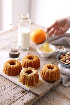Bunt Cakes, Plum Cake, Biscotti, Yogurt, Muffins, Gluten, Sweets, Cookies, Breakfast