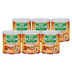 Stage 2 Nestle Nestum infant cereal from 6 months Just add milk High in vitamins and minerals Good Sources Of Calcium, Baby Cereal, Folic Acid, Ben And Jerrys Ice Cream, Biotin, Vitamins And Minerals, Diet, Healthy, Food