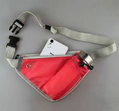 Outdoor Unisex Bauchtasche Telefon Gürteltaschen Tasche Hüfttasche Satchel PD