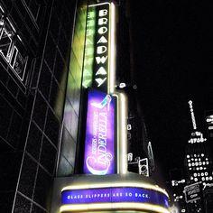 Previews begin tomorrow 1/25/13! #Cinderella #Broadway