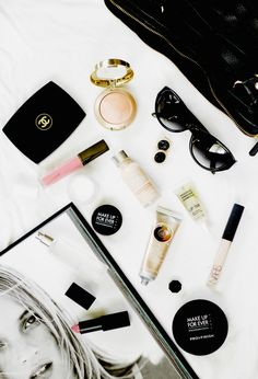 What's in my bag: beauty essentials #2