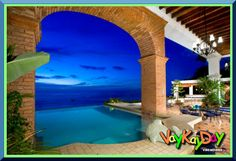 Mexico, Puerto Vallarta http://www.vaykayday.com