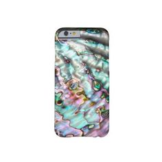 Abalone Shell iPhone 6 or 6 Plus Snap-On by PatternBehavior