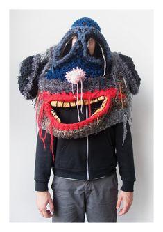 Mask Stephan Goldrajch