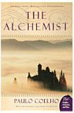 The Alchemist by Paulo Coelho. Definitely one of my favorite authors.