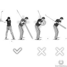 Golf Backswing - Proper Halfway Back Position Golf Backswing, Golf Lessons, Golf Tips, Positivity, Game, Venison, Games
