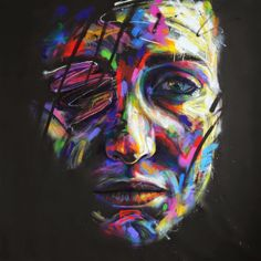 A new body of work consisting of 12 large-scale portrait paintings by David Walker will be presented at Robert Fontaine Gallery in Miami's Wynwood district, entitled Swapping Souls with Strangers. David Walker, Pop Art, Manchester Art, Illustrations, Tree Art, Community Art, Art World, Amazing Art, Art Projects