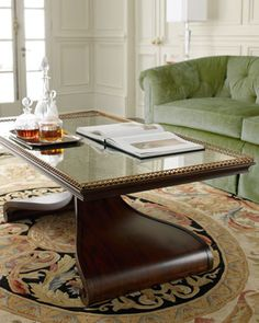 Drape Coffee Table at Horchow.