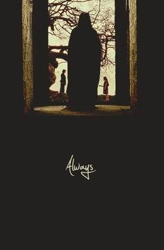 Always. I think I've finally decided to like Snape. But that doesn't mean that I think he should've ended up with Lily. I feel the same way about him that I do about Guy of Gisbourne... Robin and Marian/James and Lily forever, but Guy/Snape will always be remembered... I think if James had lived longer, he and Snape could've made up like Robin and Guy. *sniffle* Sorry, guys... totally random.