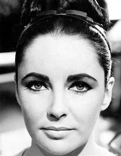 Elizabeth Taylor, C.1963.