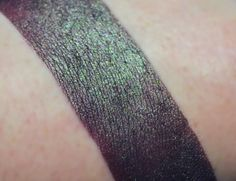 DRAUGHT of LIVING DEATH - duochrome eyeshadow - LE Potions Master Collection Holographic Eyeshadow, Duochrome Eyeshadow, Halloween Eyeshadow, Eye Base, Makeup Must Haves, Cosmetics & Perfume, Makeup Organization, Swatch, Wax