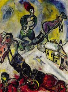 Marc Chagall How to support #MarcChagall #art #painting with internet marketing blogging and education?
