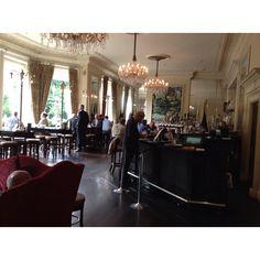 Ah! The Shelbourne hotel bar - Dublin