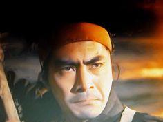Toshiro Mifune as Miyamoto Musashi. One of my favorite Japanese actors playing my favorite Samurai.