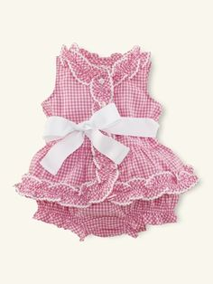 Ralph Lauren baby girl.this is the cutest outfit I have ever seen!!!