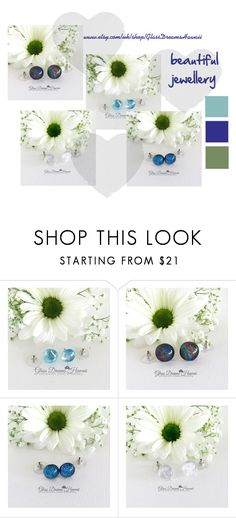 """beautiful artisan jewellery"" by shelikesthis ❤ liked on Polyvore featuring EtsyTeamUnity"