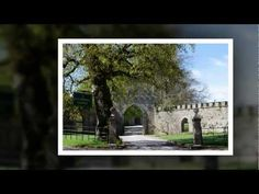 Fairytale wedding at Clearwell Castle in Gloucestershire.