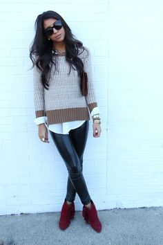 Fringed and Layered