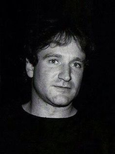 A very young Robin Williams. Robin Williams, Madame Doubtfire, Rockin Robin, Mork & Mindy, My Heart Hurts, The Funny, Funny Man, Falling In Love With Him, I Miss Him