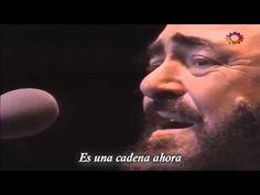 Luciano Pavarotti and Mercedes Sosa - Caruso (Argentina 1999) - YouTube