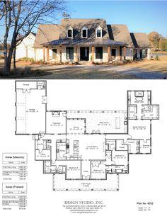 New House Plans, Dream House Plans, My Dream Home, Farmhouse Floor Plans, Modern Farmhouse, Future House, My House, Farm House, Houston Houses