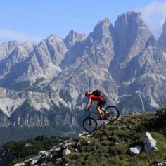 Mountain Bike inspiration from Italy