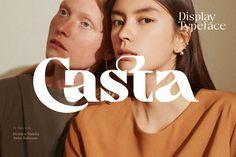 Casta – Display Sans Serif Font by Dirtyline Studio on @creativemarket