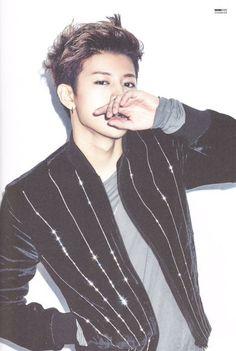 Yunhyeong 윤형 | iKON 아이콘 | iKON Debut Full Album Photobook