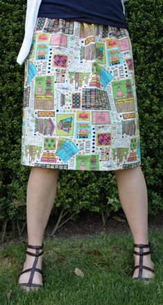 The Tale of the Bookish Skirt  by Katrina  Add comments