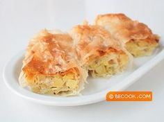 BeCook.com - Pita sa krompirom - Recepti sa slikama, kuvanje, saveti, kuhinje
