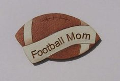 I've become a CRAZY football mom!!!