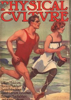 Physical Culture, August 1914
