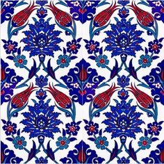 Turkish tile.