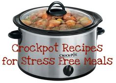 crock-pot recipes