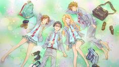 Are you looking for drama anime to watch? Check out this list comprising of the top 20 must-watch drama anime now!! #Anime ~Shigatsu wa Kimi no Uso~ ~Your Lie In April~ ~Drama Anime Recommendations~