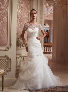 Casablanca Bridal Gown Style - 2088