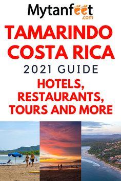 Costa Rica With Kids, Living In Costa Rica, Tamarindo, Costa Rican Food, Costa Rica Travel, South America Travel, Beach Town, Beach Resorts, Fun Activities