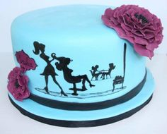 Cosmetology inspired - Cake by Pam Heun