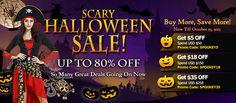 Halloween Sale 2015