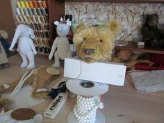 Plush, Teddy Bear, Toys, Artist, Crafts, Animals, Activity Toys, Manualidades, Animales