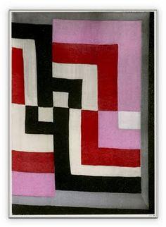 pinkpagodastudio: More Sonia Delaunay--A Renaissance Woman