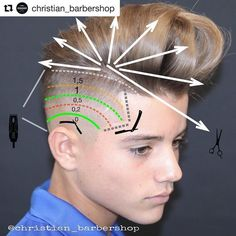"""30 Likes, 1 Comments - Hairchitect By Joffre Jara (@hairchitectapp) on Instagram: """"HAIRCHITECT MOBILE APP #Repost @christian_barbershop ・・・ Paso a paso  Con @scissorhandsjoff…"""""""
