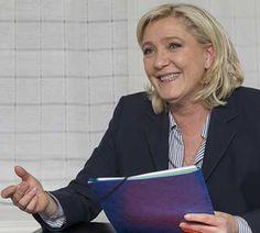Marine Le Pen facere campagne en London por le 'Brexit'
