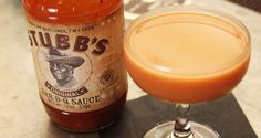 AfterDark COCKTAIL, (COURTESY OF STUBB'S BBQ SAUCE