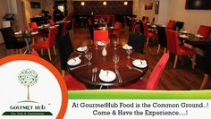 """""""There is no love sincerer than the love of food!... Come & Join GourmetHub:  The Paradise of Cuisines to be Launched Soon at Legend #GourmetHub, India's first fun, food and entertainment destination at #PunjabiBagh, #NewDelhi...!"""